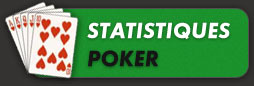 statistiques poker